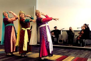 Raqs Maqom: Music and Dances of Central Asia @ Olgle Center